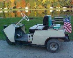 marketeer westinghouse nordskog vintage golf cart. Black Bedroom Furniture Sets. Home Design Ideas