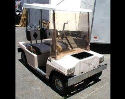 Marketeer Westinghouse Nordskog Vintage Golf Cart