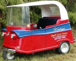 Magnet on Cushman Electric Golf Cart Wiring Diagram