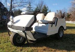 harley davidson columbia par car vintage golf cart. Black Bedroom Furniture Sets. Home Design Ideas