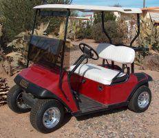 e z go legend western vintage golf cart parts inc. Black Bedroom Furniture Sets. Home Design Ideas