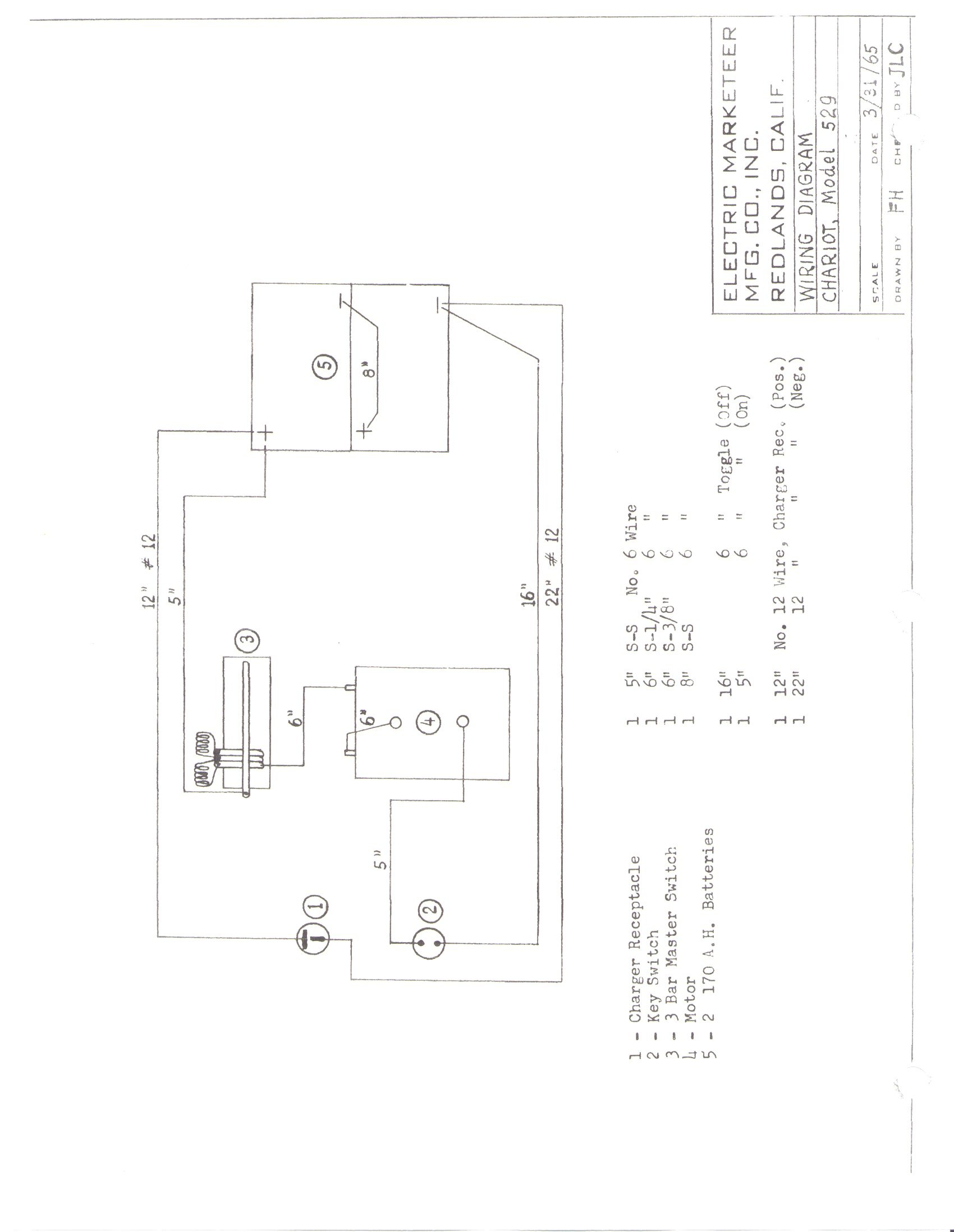wiring diagram for electric golf carts wiring diagram website