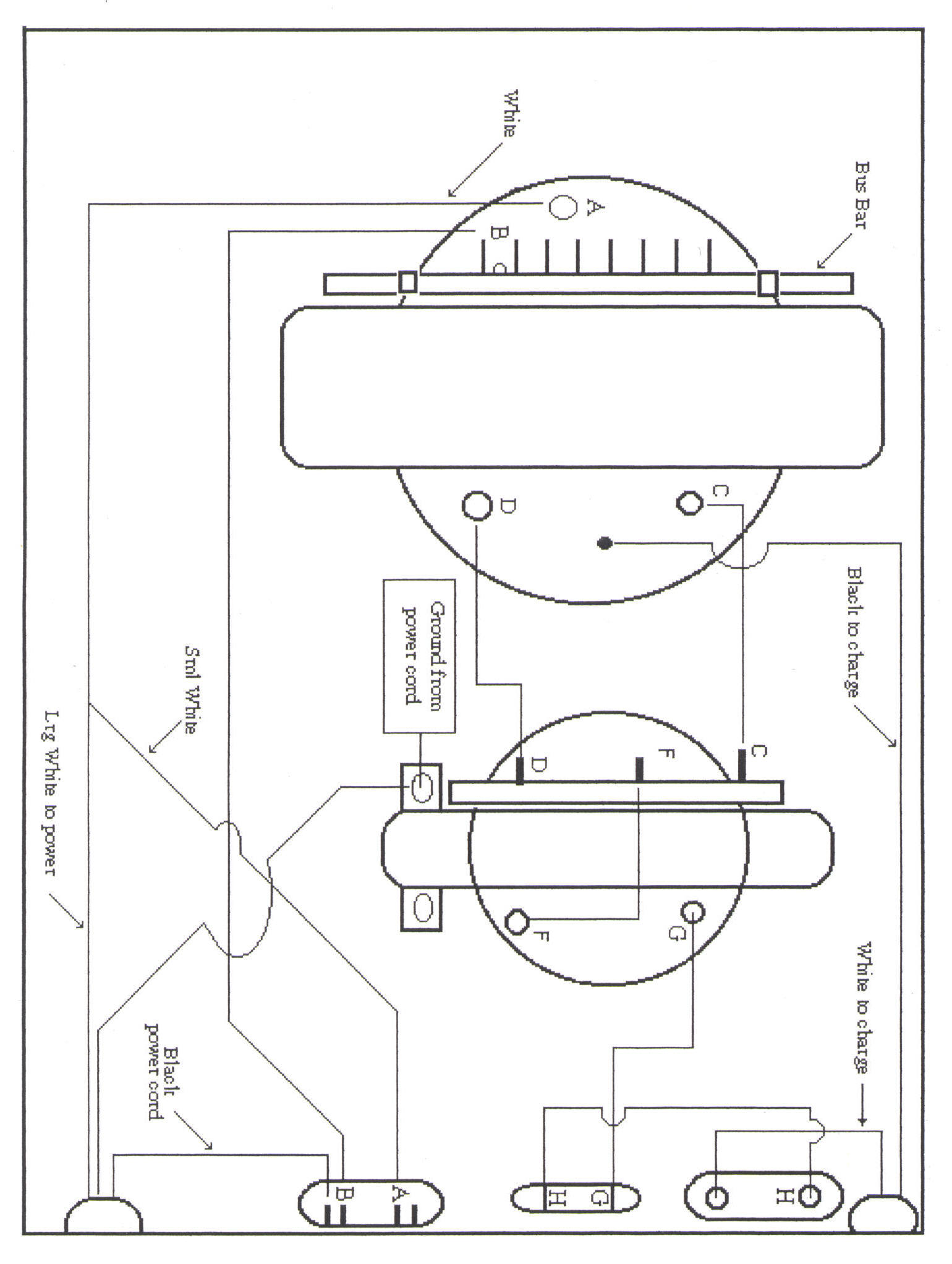 Walker Electric on Cushman Electric Golf Cart Wiring Diagram