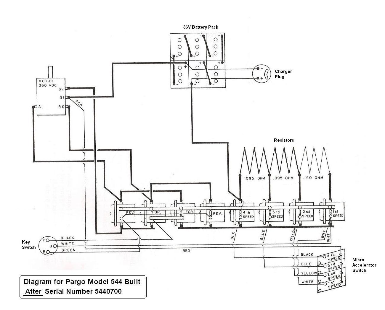 Schematic Club Car Wiring Diagram Gas from www.vintagegolfcartparts.com