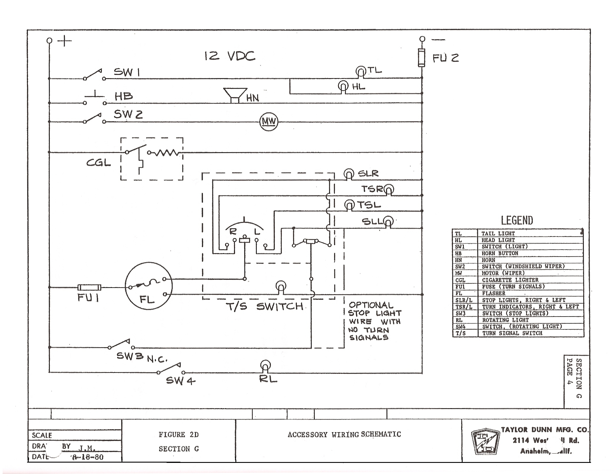 taylor dunn wiring diagram e451 taylor dunn wiring diagram ignition