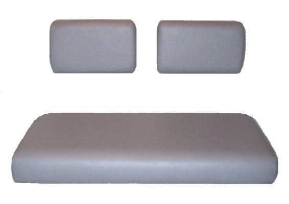 Very Impressive portraiture of BD66 100 White Bench Seat Split Back Vintage Golf Cart Parts Inc. with #575774 color and 1461x1032 pixels