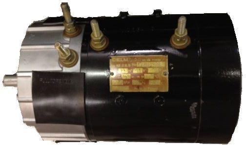 Mt66-001 - Rebuilt 10 Spline Motor