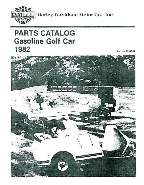 Pu11-130 - Gas Parts Manual   U0026 39 82