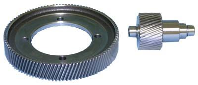 AX22-510 - High Speed Gears, 8:1