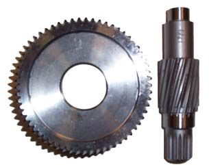 AX22-520 - Low Speed Gears, 15:1