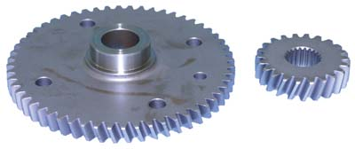 AX22-530 - High Speed Gears, 6:1