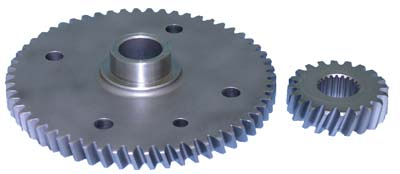 AX22-550 - High Speed Gears, 6:1