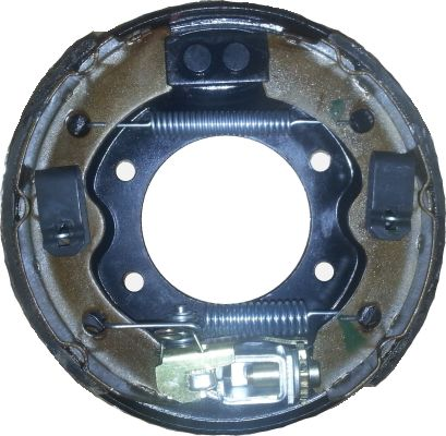 BK22-160 - Brake Backing Plate Assembly