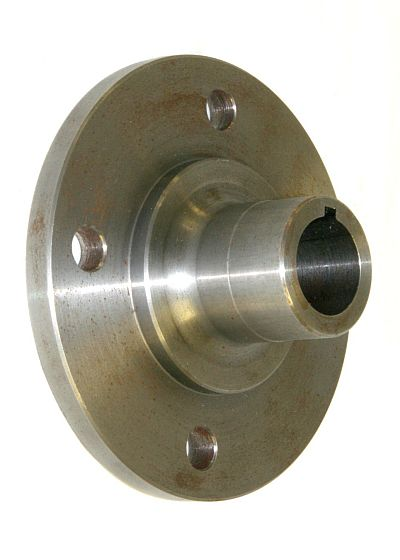 BK33-034 - Axle Hub for Brake Drum