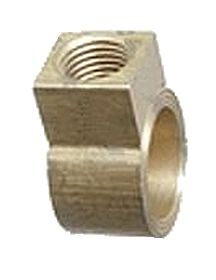BK44-600 - Banjo Fitting, Single Port
