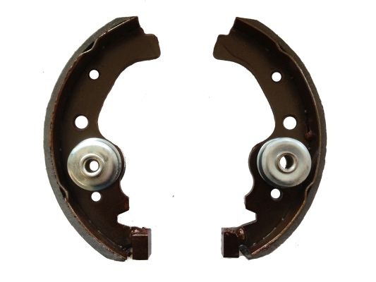 BK66-030 - Brake Shoe Set of Two, Mechanical Brakes