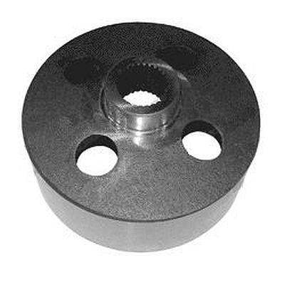 BK88-011 - Splined Brake Drum