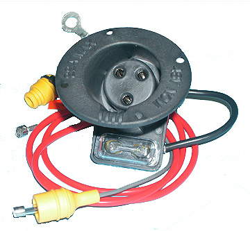 BT11-015 - Receptacle & Fuse Assy.
