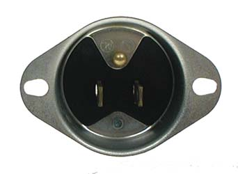 BT11-017 - 3 Prong Receptacle