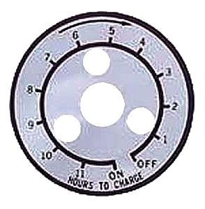 BT11-091 - 12 Hour CW Timer Decal