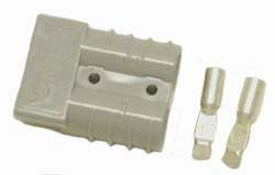 BT22-072 - Charger Plug Receptacle, Gray