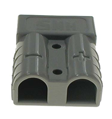 BT22-073 - Charger Plug Housing, Gray