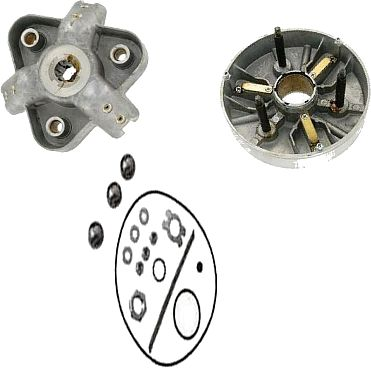 CL11-290, Now Available! - Primary Clutch Kit (6 Spline)