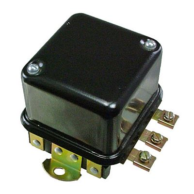 EL33-150 - Voltage Regulator, Flat Base