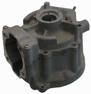 EN147GU - Set of Crankcases, (Used)