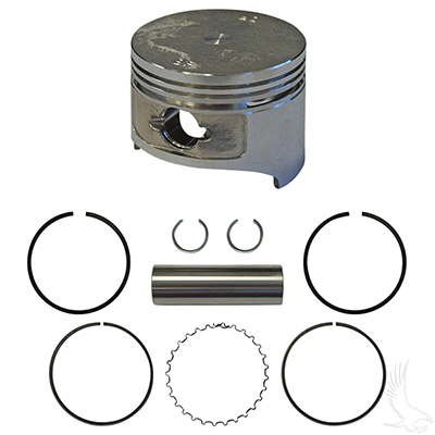 EN22-600 - Piston & Ring Assembly, Standard