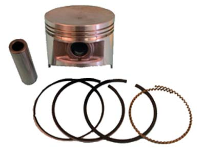 EN44-300 - Piston & Ring Assembly, Standard