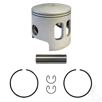 EN99-140 - Piston Assembly +1.00mm
