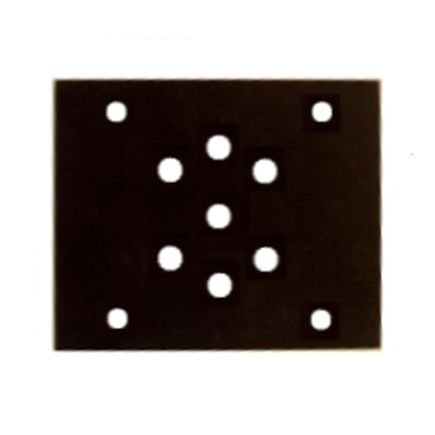 FR11-001 - F&R Switch Base Plate, 1967 ONLY