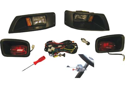 LT22-070 - Headlight/Tail Light/Turn Signal Kit