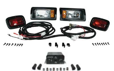 LT22-100 - Adjustable Headlight/Tail Light Kit with Voltage Reducer