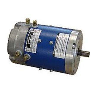 MT44-030 - 16 Spline, High Speed Motor