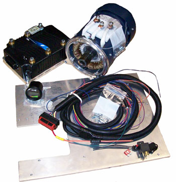 MT44-220 - High Speed/High Performance AC Drive Kit