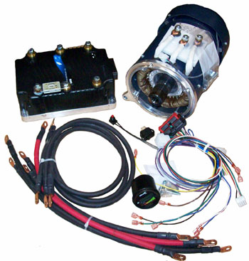 MT44-230 - Hi Performance AC Drive Kit