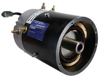 MT99-100 - High Speed Motor, G22/G27 & YDR