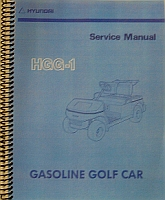 PU50-320 - Gasoline Service Manual
