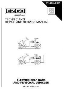 PU22-140 - Service Manual, Electric, '96-'99