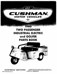 PU33-000 - Parts Manual, Electric, '57-'67 731/732