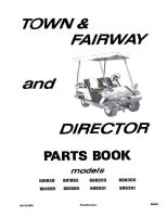 PU33-034 - Parts Manual, G & E, '69-'75 Town & Fairway