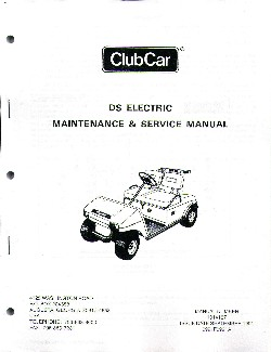 PU44-190 - Service Manual, Gas, '86-'91
