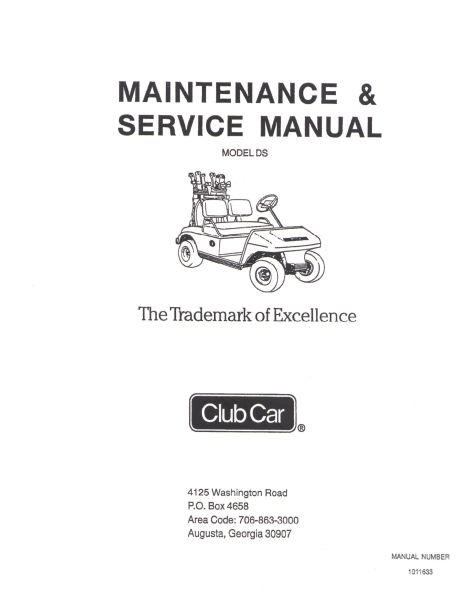 PU44-010 - Service Manual, Electric, '81-'83-1/2