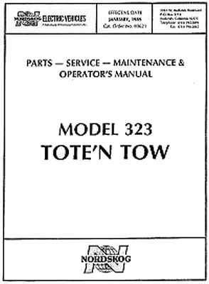 PU55-240 - Parts, Serv, Maint & Oper Manual, 323