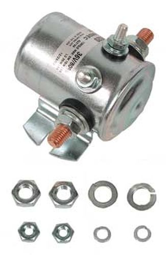 SO11-040 - 12 Volt Solenoid, NLA