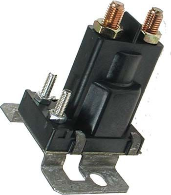 SO22-060 - 24 Volt Solenoid, Silver Contacts