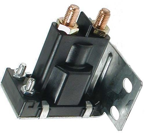 SO22-080 - 36 Volt Solenoid, Silver Contacts