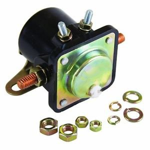 SO33-052 - 12 Volt Solenoid, Starter